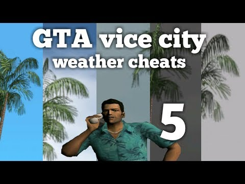 GTA VICE CITY TOP  BEST CHEATS OF ALL TIME(BEST GTA VC CHEATCODES!)