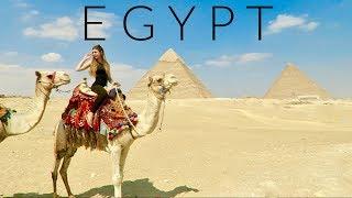 INSIDE the Pyramids!