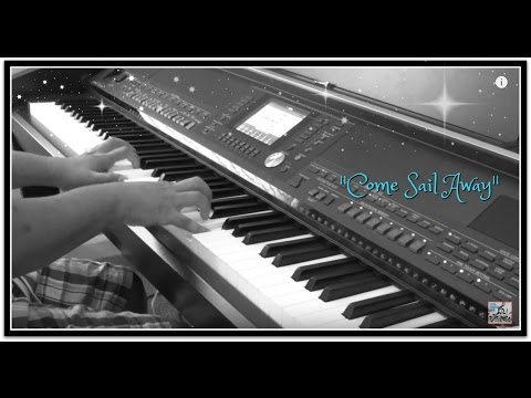 Styx- Come Sail Away (Piano Cover by Jen Msumba)