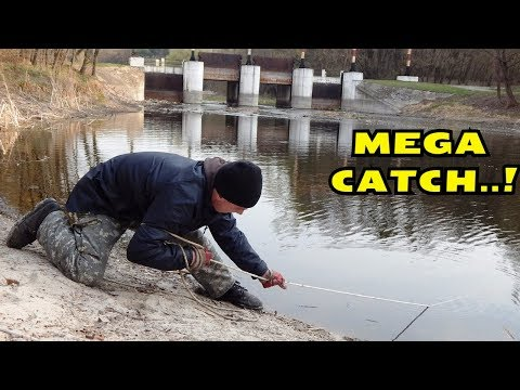 MAGNET FISHING! YOU WON'T BELIEVE WHAT WE CAUGHT ON A MAGNET! CrazySeeker!