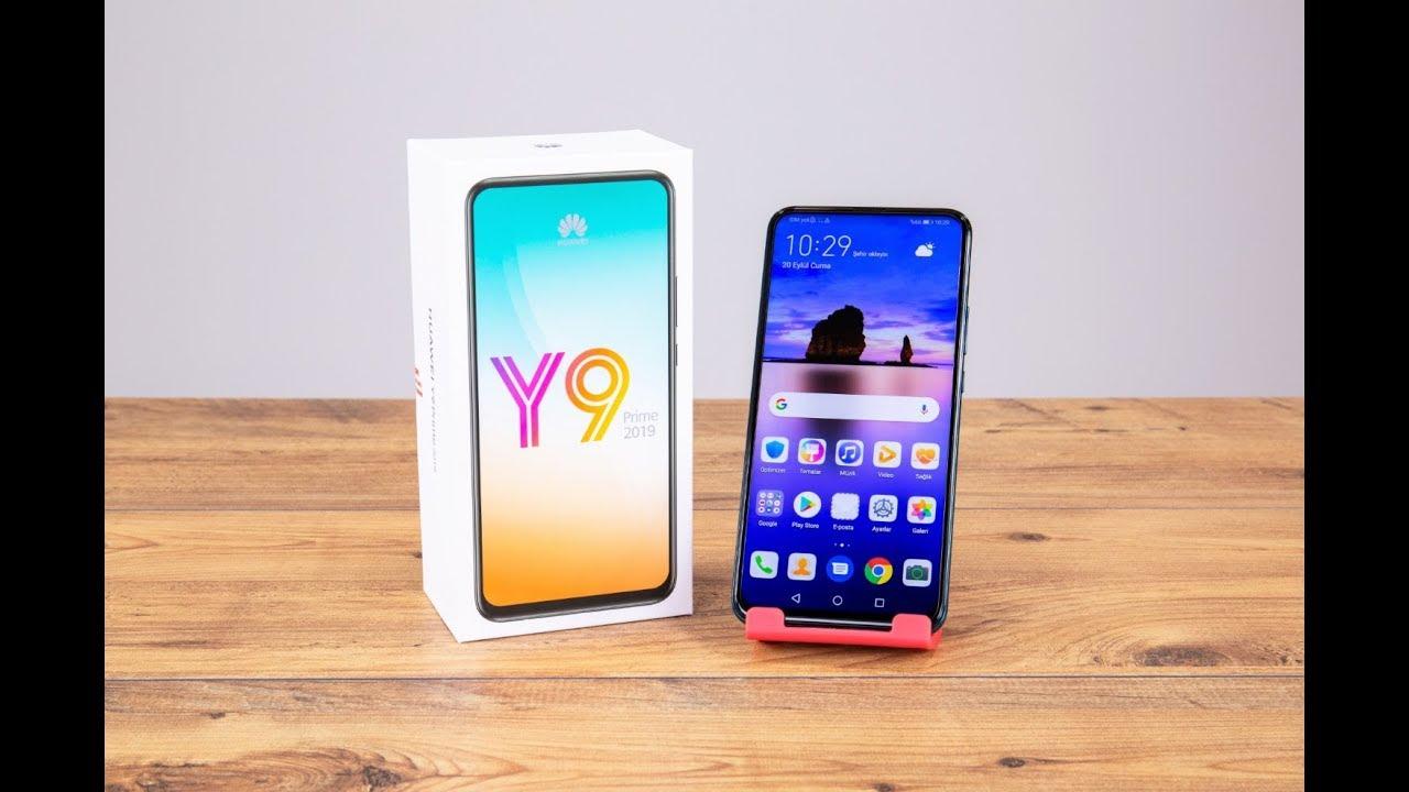 Huawei Y9 Prime (2019) Akıllı Cep Telefon Ürün İnceleme