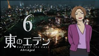 Eden of the East Abridged: Episode 06