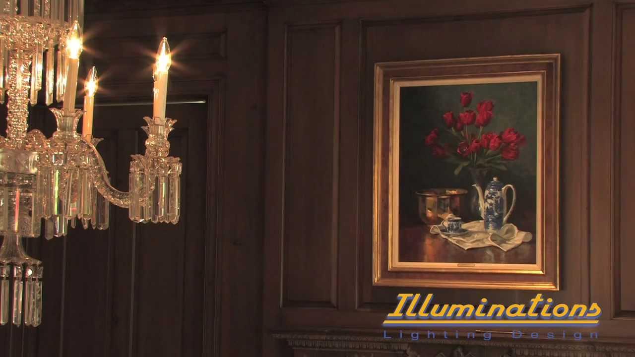 Fine Art Lighting Services