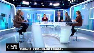 Turquie: l'inquiétant Erdogan #cdanslair 29-12-2016