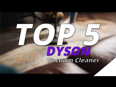 Top 5 Dyson