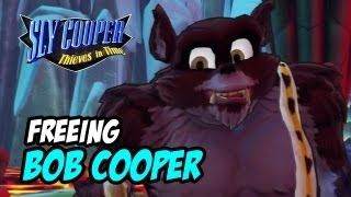 Sly Cooper Thieves in Time - Freeing Bob Cooper