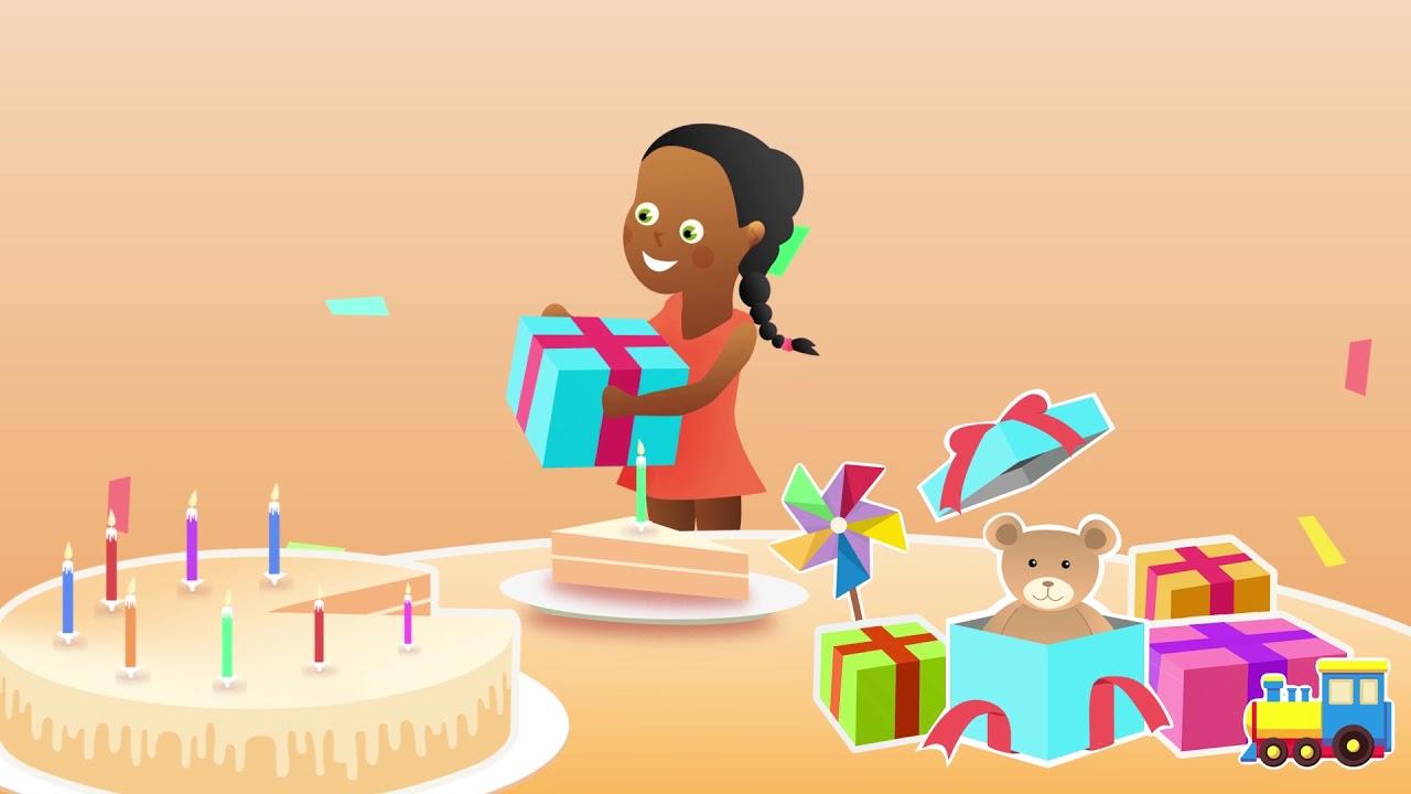 Comptine Pour Bebe Avec Le Prenom Annie Joyeux Anniversaire Youtube
