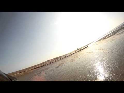Ferring beach ride gallop