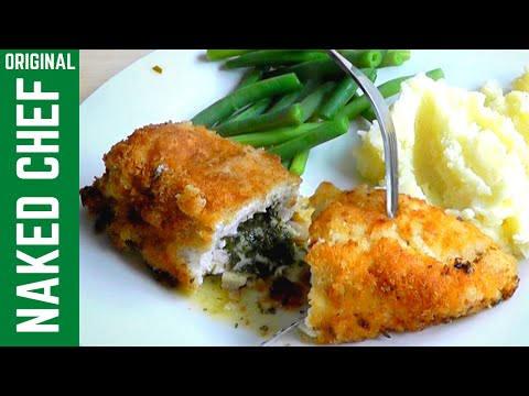 Chicken Kiev How To Make Simple Recipe Youtube