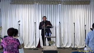Pastor: Walter Rivas/ Hombres de fe