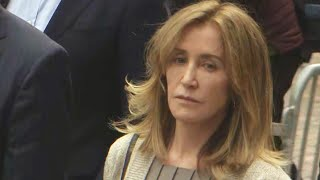 Felicity Huffman Is 'Very Emotional' Ahead of College Admissions Scandal Sentencing