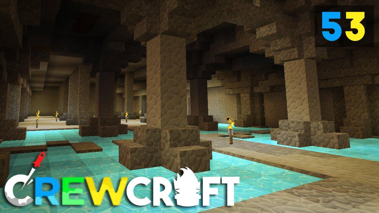Crewcraft Minecraft Server :: Castle Dungeon & Crypt! E12