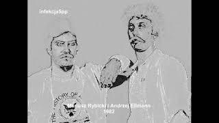 Andrzej Ellmann & Mariusz Rybicki 1982 (unikat!!!)