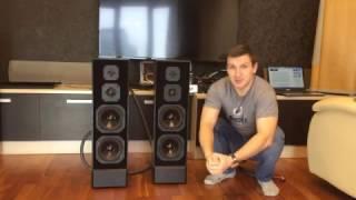 ОБЗОР акустической системы ASW AC-1