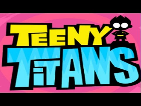 Teeny Titans - A Teen Titans Go! (by Turner Broadcasting System) - iOS/Android - HD Gameplay Trailer