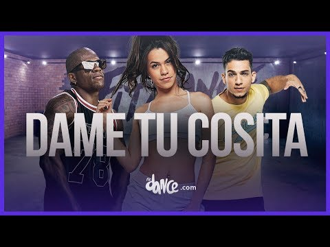 Dame Tu Cosita - Pitbull X El Chombo X Karol G Ft. Cutty Ranks | FitDance Life