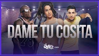 Dame Tu Cosita - Pitbull X El Chombo X Karol G Ft. Cutty Ranks  Fitdance Life