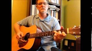 Cannonball Rag Slow Tempo (Merle Travis) Randy Buckner