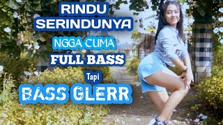 DJ RINDU SERINDUNYA (SHINTA ARSINTA ) BASS BANTENGAN GLERR