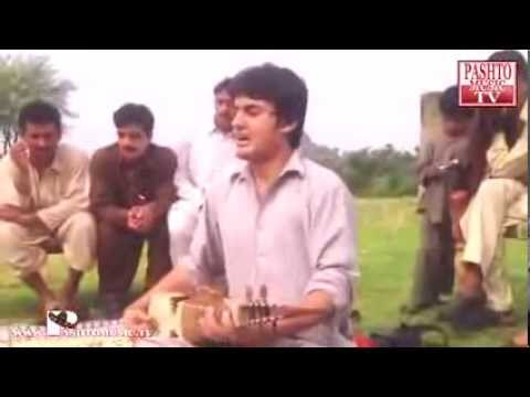 Pashto New Song   Zama Janan Zama Arman   Obaid Khan LIVE   YouTube