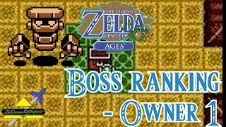 Oracle of Ages - Boss Ranking