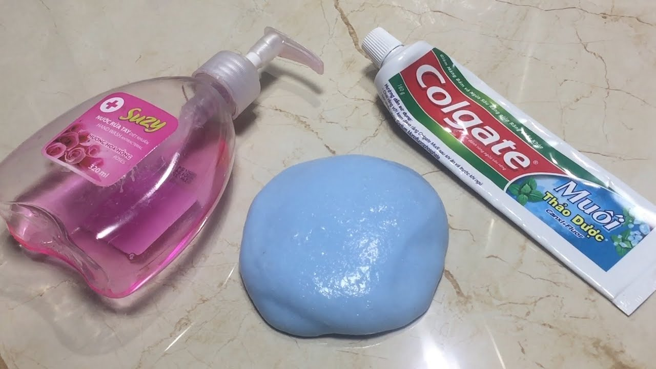 Diy Colgate Toothpaste And Hand Soap