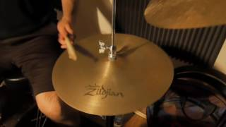 "Zildjian 14"" A Series New Beat Hi-Hat - Demo"