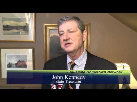 State Treasurer John Kennedy on OGB