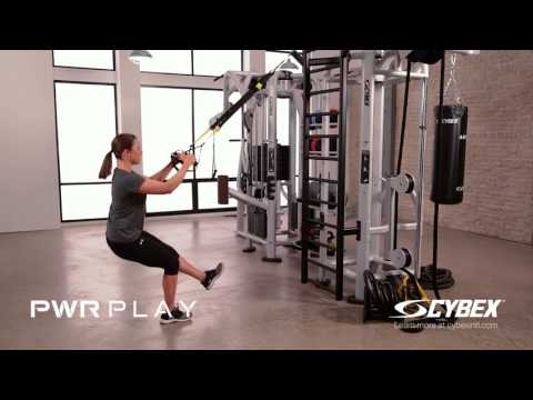 Cybex PWR PLAY - Single Leg Squat
