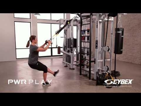 Cybex PWR PLAY - Single Leg Squat