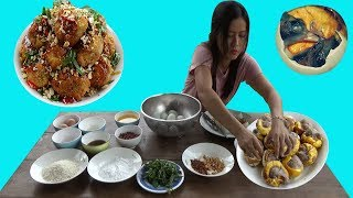 Yummy Cooking Recipe Duck Embryo Eggs - Eat delicious Duck Embryo Eggs | Cooking With Me
