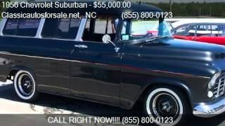 1956 Chevrolet Suburban  for sale in Nationwide, NC 27603 at #VNclassics