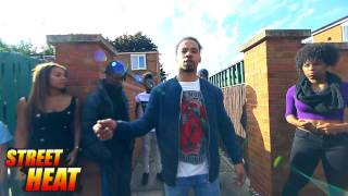 Keekz And Kasha #streetheat Freestyle [@keekz98] #manchester | Link Up Tv
