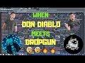 Professional Future House Drop FLP ( Don Diablo, Dropgun, Hexagon Style) FL Studio Template