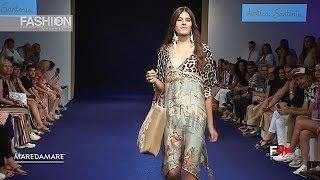 ANTICA SARTORIA #5 - BEACH INVADERS SS 2020 Maredamare 2019 Florence - Fashion Channel