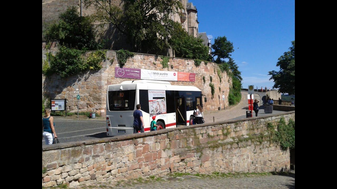 Linie 10 Der Marburger Schloss Bus