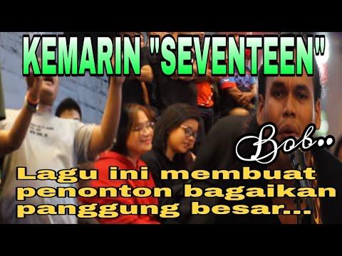 KEMARIN 🔥Lagu SEVENTEEN Membuat penonton terhibur bagaikan panggung besar.. Di busker Malaysia