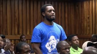 Repeat youtube video 'Don't burn the universities' - Mcebo Dlamini responds to judge's advise