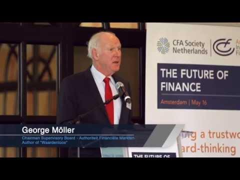 The Future of Finance Symposium: George Möller (speaker)