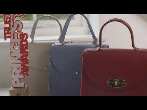 Meet the woman who made a handbag company while battling life-threatening illnesses thumbnail