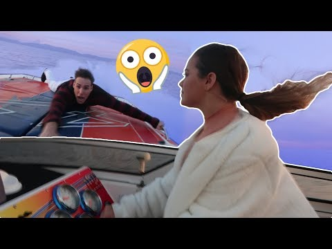 TRISTAN ALMOST DIED!!!