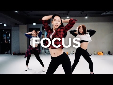 Focus - Ariana Grande / Mina Myoung Choreography