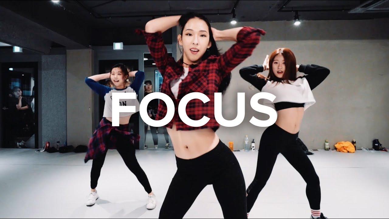 Download Focus - Ariana Grande / Mina Myoung Choreography