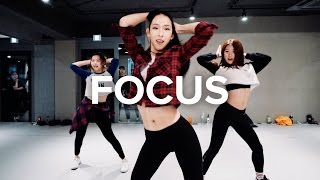 Video Focus - Ariana Grande / Mina Myoung Choreography download MP3, 3GP, MP4, WEBM, AVI, FLV Desember 2017