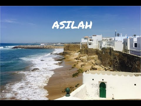 THE WHITE CITY ON THE BEACH | Asilah, Morocco