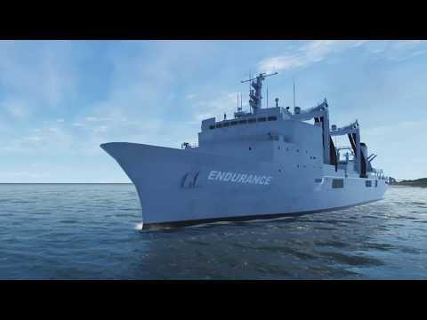 NAUTIS Maritime Simulator - Naval Module