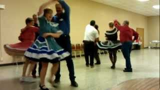 Square Dance in Woodward, Oklahoma with Tom Roper square dance caller VIDEO0081.3gp.mp4