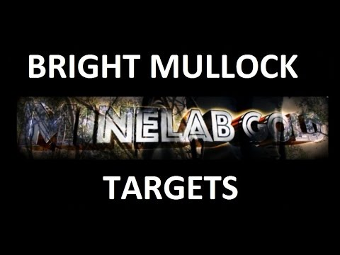 Bright Mullock Double Targets - Working Gully Side