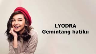 Gambar cover LYODRA - GEMINTANG HATIKU   LIRIK