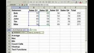 How to use the Insert Function Formulas Lookup feature in Excel.  Use formulas in Excel.